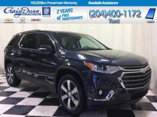 Used 2019 Chevrolet Traverse * LT True North AWD * Heated Seats * Remote Start * Power Liftgate * for sale in Portage la Prairie, MB