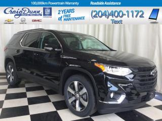 Used 2019 Chevrolet Traverse * LT True North AWD * BLACKOUT PACKAGE * SURROUND VISION * for sale in Portage la Prairie, MB