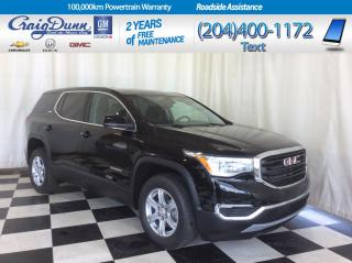 Used 2019 GMC Acadia * SLE-1 AWD * 7 PASSENGER SEATING * for sale in Portage la Prairie, MB