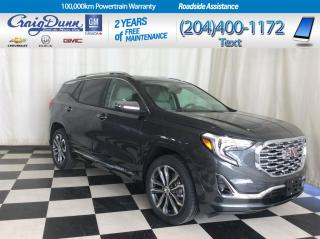 New 2019 GMC Terrain * DENALI AWD * HEATED 2ND ROW SEATING * for sale in Portage la Prairie, MB