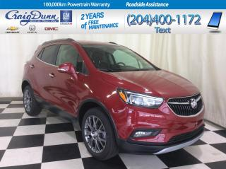 Used 2019 Buick Encore * SPORT TOURING AWD * REMOTE START * for sale in Portage la Prairie, MB