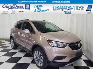 Used 2019 Buick Encore * Preffered AWD * REMOTE START * REAR CAMERA * for sale in Portage la Prairie, MB