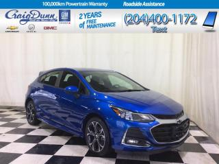 New 2019 Chevrolet Cruze * LT Hatch Automatic * TRUE NORTH EDITION * REAR PARK ASSIST * for sale in Portage la Prairie, MB