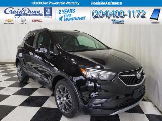 Used 2019 Buick Encore * Sport Touring AWD * REMOTE START * POWER SEAT * for sale in Portage la Prairie, MB