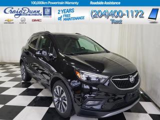 Used 2019 Buick Encore * Essence Front Wheel Drive * REMOTE START * SAFETY PACKAGE * for sale in Portage la Prairie, MB