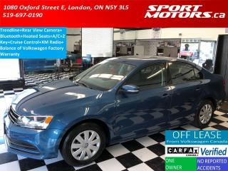Used 2015 Volkswagen Jetta Trendline+Camera+Bluetooth+Heated Seats+A/C for sale in London, ON