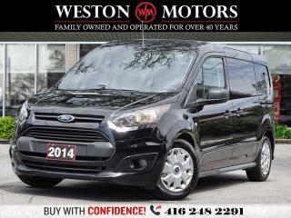 Used 2014 Ford Transit Connect XLT*TOOL BOX*DUAL SLIDING DOORS!!* for sale in Toronto, ON