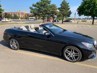 Used 2016 Mercedes-Benz E-Class E 400/AMG PKG/Fully Loaded/No Accidents/One Owner for sale in Burlington, ON
