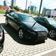 Used 2010 Audi A4 NAVI- CAM-Fully Loaded- 2.0T Premium Plus for sale in Toronto, ON
