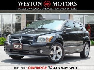 Used 2010 Dodge Caliber SXT*POWER GROUP*CERTIFIED!!* for sale in Toronto, ON