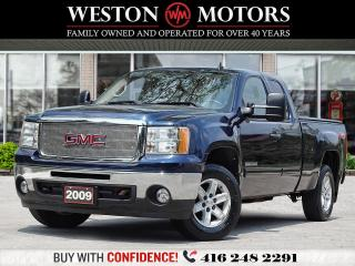 Used 2009 GMC Sierra 1500 SLE*4X4*SUNROOF*EXT CAB*TOW PKG*ONLY 53KMS* for sale in Toronto, ON
