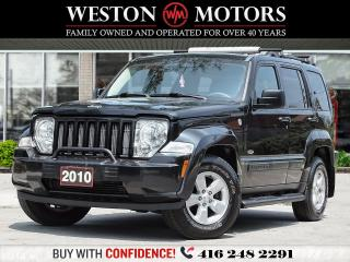 Used 2010 Jeep Liberty NORTH EDITION*4X4* UNBELIEVABLE SHAPE!!* for sale in Toronto, ON