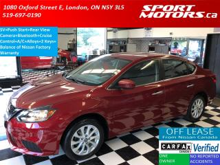 Used 2016 Nissan Sentra SV+Camera+Bluetooth+Heated Seats+A/C+Push Start for sale in London, ON