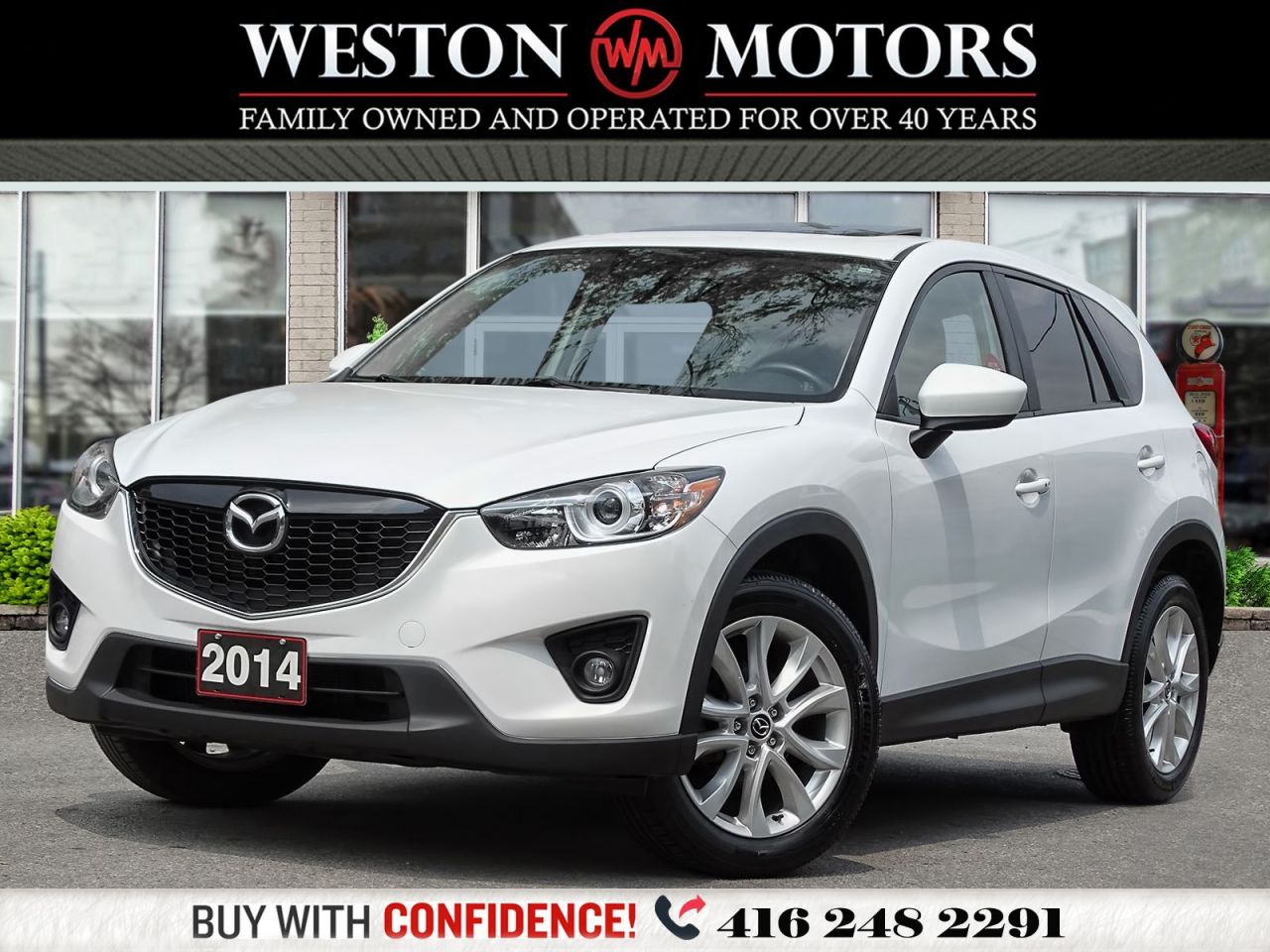 2014 Mazda CX-5 GT*AWD*SUNROOF*REV CAM*ONLY 96KMS!!*
