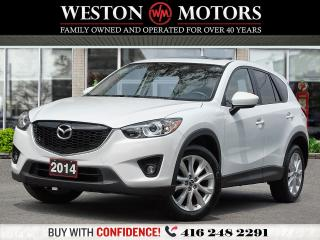 Used 2014 Mazda CX-5 GT*AWD*SUNROOF*REV CAM*ONLY 96KMS!!* for sale in Toronto, ON