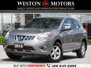 Used 2013 Nissan Rogue SUNROOF*AUX*POWER GROUP*UNBELIEVABLE SHAPE!!* for sale in Toronto, ON