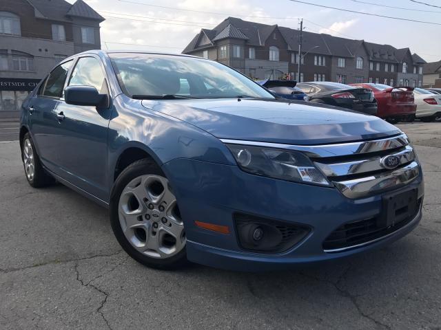 2010 Ford Fusion SE|Accident Free|Alloys Wheels|Low Mileage|Certifi