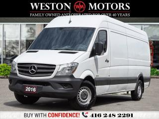 Used 2016 Mercedes-Benz Sprinter 2500*DBL EXT*DBL HIGH ROOF!!*REV CAM!!*RARE!!* for sale in Toronto, ON