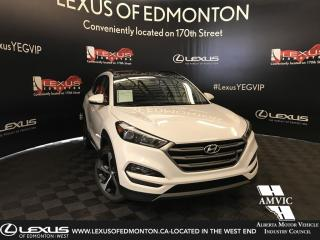 Used 2016 Hyundai Tucson Limited for sale in Edmonton, AB