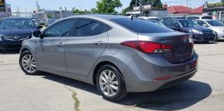 Used 2014 Hyundai Elantra for sale in Mississauga, ON