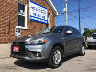 Used 2017 Mitsubishi RVR SE * 4WD * for sale in London, ON