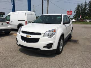 Used 2015 Chevrolet Equinox LS * Bluetooth * Onstar * for sale in London, ON