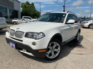 Used 2010 BMW X3 for sale in London, ON