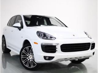 Used 2016 Porsche Cayenne S   E-HYBRID   SPORTS CHRONO   WARRANTY for sale in Vaughan, ON