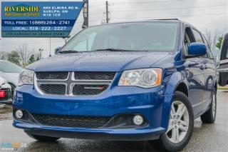 Used 2018 Dodge Grand Caravan Crew for sale in Guelph, ON