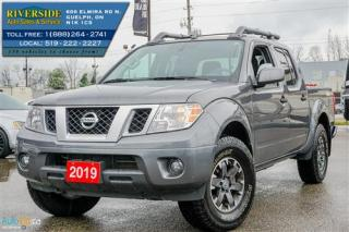 Used 2019 Nissan Frontier Pro-4X for sale in Guelph, ON