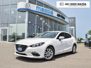 Used 2015 Mazda MAZDA3 GS|ONE OWNER|NO ACCIDENTS|1.9% FINANCE AVAILABLE for sale in Mississauga, ON