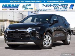 New 2019 Chevrolet Blazer 3.6 for sale in Winnipeg, MB