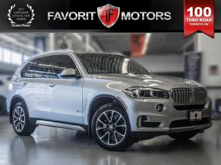 Used 2015 BMW X5 NAVI | SUNROOF | DRIVE ASSIST | PREMIUM PKG for sale in North York, ON