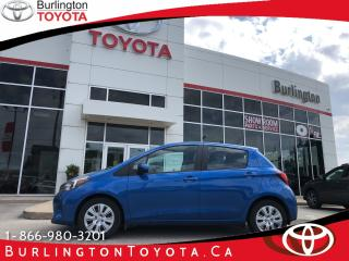 Used 2016 Toyota Yaris LE BIG EXTENDED WARRANTY for sale in Burlington, ON