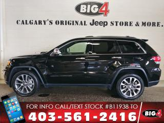 Used 2018 Jeep Grand Cherokee Limited for sale in Calgary, AB