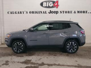 New 2019 Jeep Compass sport 4x4 for sale in Calgary, AB