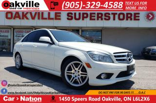 Used 2009 Mercedes-Benz C-Class C300 4MATIC   SUNROOF   HEATED SEATS   LEATHER for sale in Oakville, ON