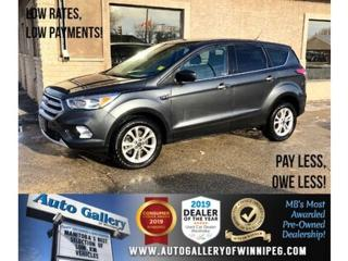 Used 2017 Ford Escape SE *4X4/Htd Sts/B.tooth/Back.Cam for sale in Winnipeg, MB