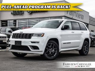 New 2019 Jeep Grand Cherokee LIMITED 4X4 for sale in Burlington, ON