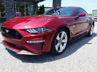 Used 2018 Ford Mustang GT Premium for sale in Bracebridge, ON