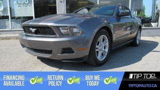 Used 2010 Ford Mustang V6 ** Manual, Well Equipped, Summer Ready ** for sale in Bowmanville, ON