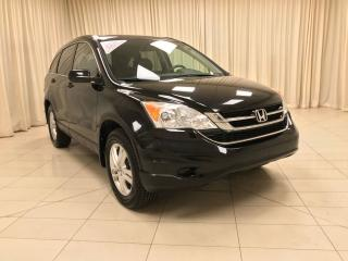Used 2011 Honda CR-V EX-L 4WD for sale in Calgary, AB