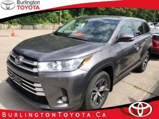 New 2019 Toyota Highlander LE for sale in Burlington, ON