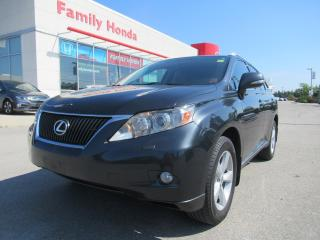 Used 2010 Lexus RX 350 GREAT CONDITION, BLUE TOOTH for sale in Brampton, ON