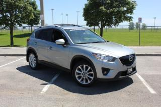 Used 2014 Mazda CX-5 AWD 4dr Auto GT for sale in Oshawa, ON