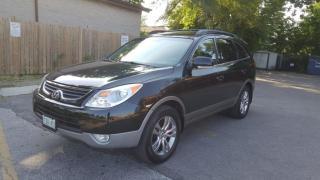 Used 2012 Hyundai Veracruz AWD | LEATHER SUNROOF. for sale in Toronto, ON