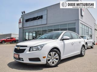 Used 2012 Chevrolet Cruze LT TURBO   CRUISE   KEYLESS ENTRY for sale in Mississauga, ON