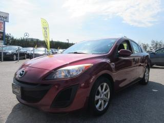Used 2011 Mazda MAZDA3 4 DR SEDAN / ACCIDENT FREE for sale in Newmarket, ON