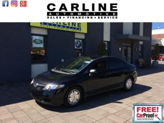Used 2010 Honda Civic 4dr Auto DX-G for sale in Nobleton, ON