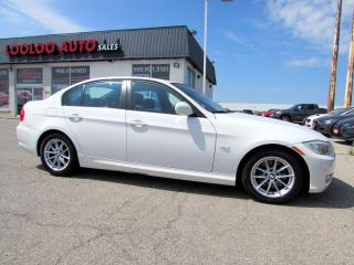 Used 2010 BMW 3 Series 323i AUTO NO ACCIDENT CERTIFIED 2YR WARRANTY for sale in Milton, ON